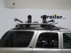 Thule SnowPack Extender Ski and Snowboard Carrier - Slide Out - 6 Skis or 4 Boards - Black 29-1/2 Inch Long TH732508