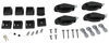 TH7326 - Ski and Rack Locks Thule Ski and Snowboard Racks