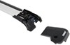 TH7501-TH7502 - 2 Bars Thule Complete Roof Systems