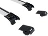 Thule Locks Not Included Roof Rack - TH7501-TH7503