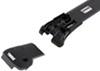 Thule Aero Bars Roof Rack - TH7501B-TH7503B