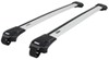 Thule AeroBlade Edge Roof Rack for Raised, Factory Side Rails - Aluminum 2 Bars TH7502-TH7502