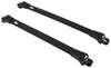 Thule AeroBlade Edge Roof Rack for Factory Side Rails - Aluminum - Black Aluminum TH7503B-TH7503B