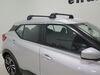 Thule 32 In Bar Space Roof Rack - TH7601B-TH7601B on 2020 Nissan Kicks