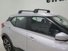 Thule Crossbars - TH7601B on 2020 Nissan Kicks