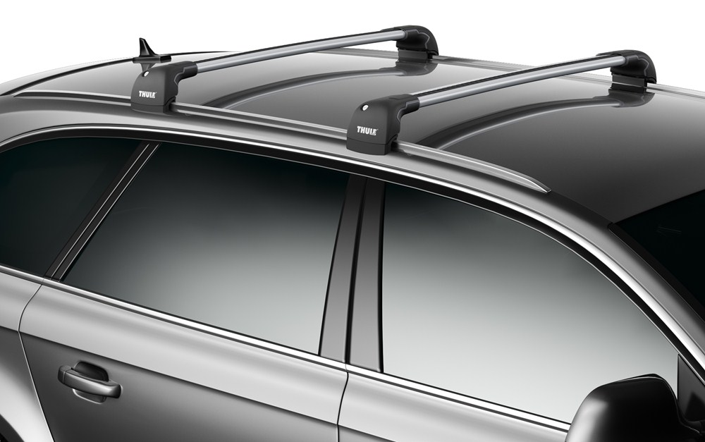 TH7602-TH7603 - Silver Thule Roof Rack