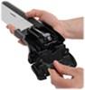 "Thule AeroBlade Edge Crossbar - Fixed Points or Flush Rails - Aluminum - Silver - 35-1/4"" Long Aero Bars TH7602"