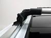 "Thule AeroBlade Edge Crossbar - Fixed Points or Flush Rails - Aluminum - Silver - 35-1/4"" Long Silver TH7602 on 2015 Audi Q7"