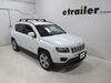 Roof Rack TH7602B-TH7602B - Aluminum - Thule on 2014 Jeep Compass