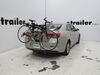 2015 chevrolet malibu trunk bike racks thule frame mount - anti-sway fits most factory spoilers gateway pro 3 rack adjustable arms