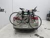 2015 chevrolet malibu trunk bike racks thule 3 bikes fits most factory spoilers th78vr