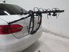 0  trunk bike racks thule frame mount - anti-sway adjustable arms gateway pro 3 rack