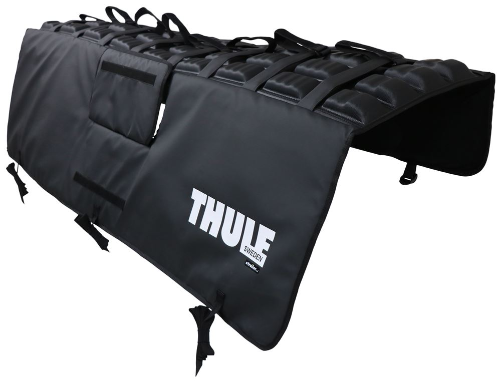 """Thule GateMate Pro Tailgate Pad and Bike Rack for Full-Size Trucks - 60"""" Wide Tailgate Mount TH824PRO"""