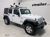 Watersport Carriers TH834 - Roof Mount Carrier - Thule on 2015 Jeep Wrangler Unlimited