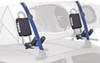 Thule Hull-A-Port Kayak Carrier w/Tie-Downs - J-Style - Fixed - Side Loading Roof Mount Carrier TH834