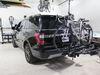 2020 ford expedition hitch bike racks thule tilt-away rack 2 bikes th83jv