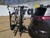 0  hitch bike racks thule tilt-away rack 2 bikes on a vehicle