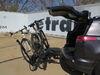 0  hitch bike racks thule platform rack tilt-away t2 pro xtr for 2 bikes - inch hitches wheel mount