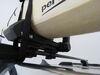 Thule Hull-A-Port Aero Kayak Carrier for SquareBars - J-Style - Folding - 1 Kayak Square Bars TH849000-97