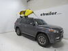 Thule Hull-A-Port Aero Kayak Carrier w/ Tie-Downs - J-Style - Folding - 1 Kayak Locks Included TH849000 on 2012 Toyota 4Runner