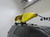 Thule Hull-A-Port Aero Kayak Carrier w/ Tie-Downs - J-Style - Folding - 1 Kayak Side Loading TH849000 on 2012 Toyota 4Runner