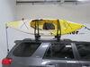 Thule Kayak - TH849000 on 2012 Toyota 4Runner