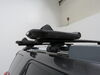 Thule Hull-A-Port Aero Kayak Carrier w/ Tie-Downs - J-Style - Folding - 1 Kayak Roof Mount Carrier TH849000