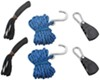 TH855XT - Bow and Stern Straps Thule Watersport Carriers