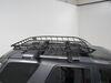 TH859XT-8591XT - Long Length Thule Cargo Basket on 2012 Toyota 4Runner
