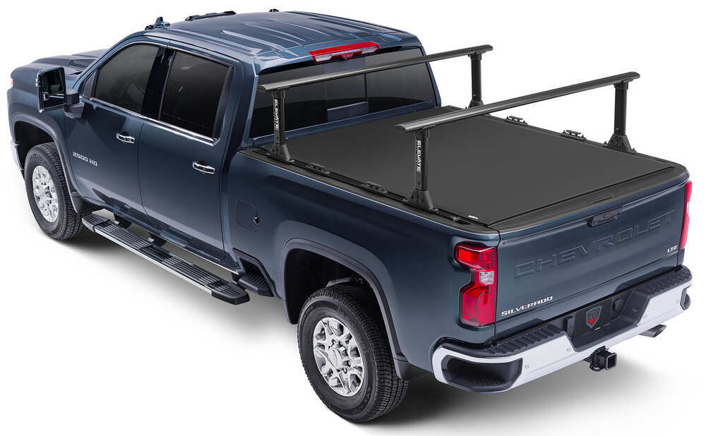Accessories and Parts TH85FR - Ladder Rack Base Rails - Truck Hero