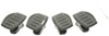 thule watersport carriers kayak roof mount carrier top deck rooftop system with tie downs