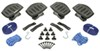 thule watersport carriers kayak aero bars factory round square elliptical top deck rooftop carrier system with tie downs