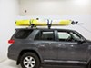0  watersport carriers thule kayak clamp on top deck rooftop carrier system with tie downs