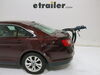 Thule Raceway PRO 2-Bike Rack - Trunk Mount - Adjustable Arms Fits Most Factory Spoilers TH9001PRO on 2010 Ford Taurus