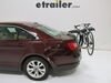 TH9001PRO - Retractable Thule Trunk Bike Racks on 2010 Ford Taurus