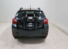TH9001PRO - Fits Most Factory Spoilers Thule Frame Mount - Anti-Sway on 2014 Subaru XV Crosstrek