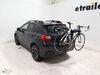 Trunk Bike Racks TH9001PRO - 2 Bikes - Thule on 2014 Subaru XV Crosstrek