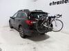 Thule Trunk Bike Racks - TH9001PRO on 2016 Subaru Outback Wagon