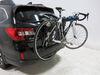 Thule Adjustable Arms Trunk Bike Racks - TH9001PRO on 2016 Subaru Outback Wagon