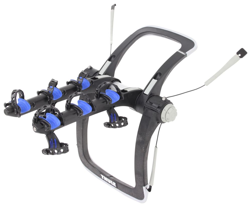 Thule Raceway PRO 3-Bike Rack - Trunk Mount - Adjustable Arms Adjustable Arms TH9002PRO