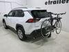 TH9024XT - 2 Bikes Thule Hitch Bike Racks on 2019 Toyota RAV4
