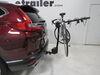 2018 honda cr-v hitch bike racks thule hanging rack tilt-away fold-up apex xt 4 for 1-1/4 inch and 2 hitches - tilting