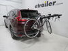 2018 honda cr-v hitch bike racks thule hanging rack 4 bikes th9025xt