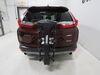 2018 honda cr-v hitch bike racks thule tilt-away rack fold-up 4 bikes on a vehicle