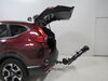 2018 honda cr-v hitch bike racks thule hanging rack fits 1-1/4 inch 2 and on a vehicle