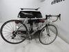 0  hitch bike racks thule tilt-away rack fold-up 5 bikes in use