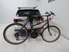 0  hitch bike racks thule hanging rack fits 1-1/4 inch 2 and in use