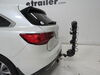 0  hitch bike racks thule hanging rack fits 1-1/4 inch 2 and apex xt 5 for hitches - tilting