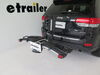 "Thule EasyFold XT Bike Rack for 2 Electric Bikes - 1-1/4"" and 2"" Hitches - Frame Mount Class 1,Class 2,Class 3 TH903202 on 2014 Jeep Grand C"