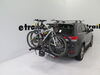 0  hitch bike racks thule platform rack fits 1-1/4 inch 2 and on a vehicle